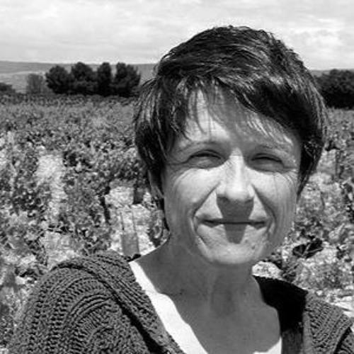 Portrait de Michèle Aubéry-Laurent – Domaine Gramenon