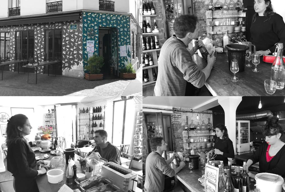 Dégustation du Vin des Potes à En Vrac, 16 mai 2019