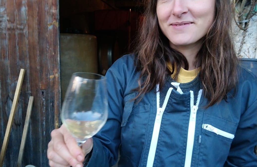 Interview Caroline Ledédenté dans le Bugey