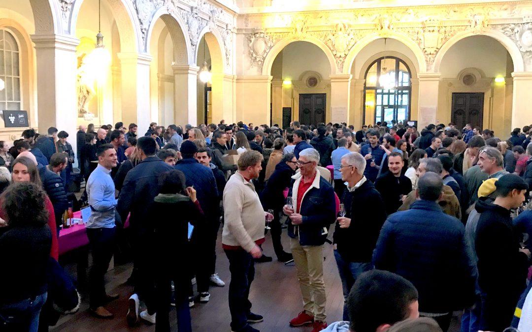 Sous les pavés la vigne, Lyon 2019