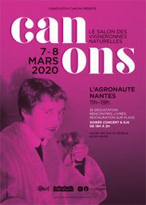 Canons, le salon ! @ L'Agronaute