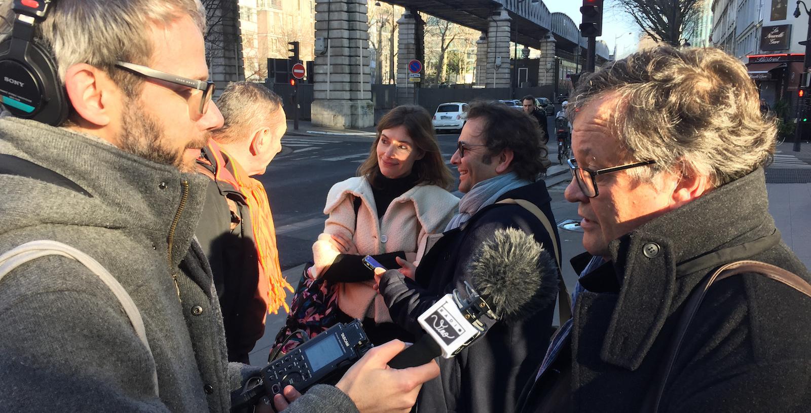 Rencontre du Syndicat de défense des vins naturels et de la DGCCRF, 16/01/2020