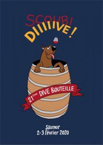 La Dive bouteille 2020 @ Caves Ackerman