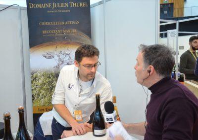 Julien Thurel et Dominique Hutin