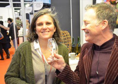 Agathe Letellier et Dominique Hutin