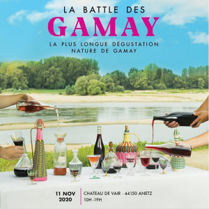La Battle des Gamay @ Château de Vair