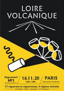 LOIRE VOLCANIQUE @ Restaurant Grandcoeur