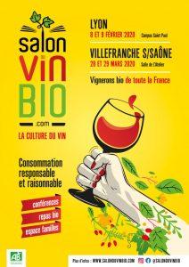 Salon du vin BIO @ Domaine Des Coteaux D'or