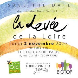 La Levée de la Loire @ Le 104