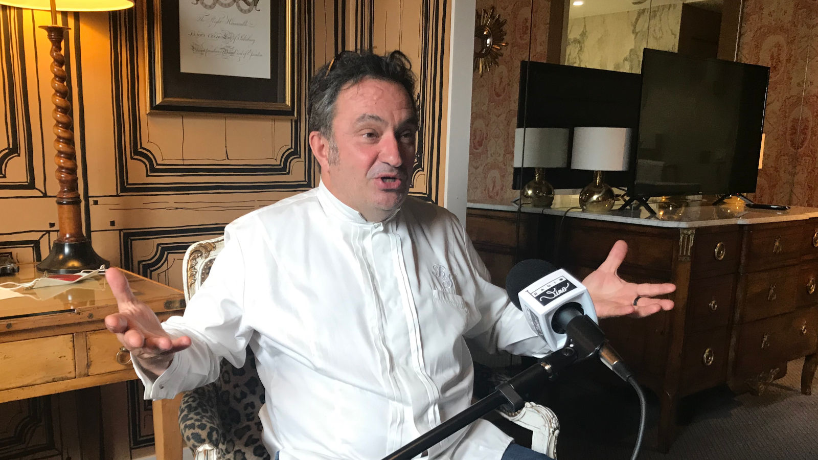 Yves Camdeborde, une révolution intime