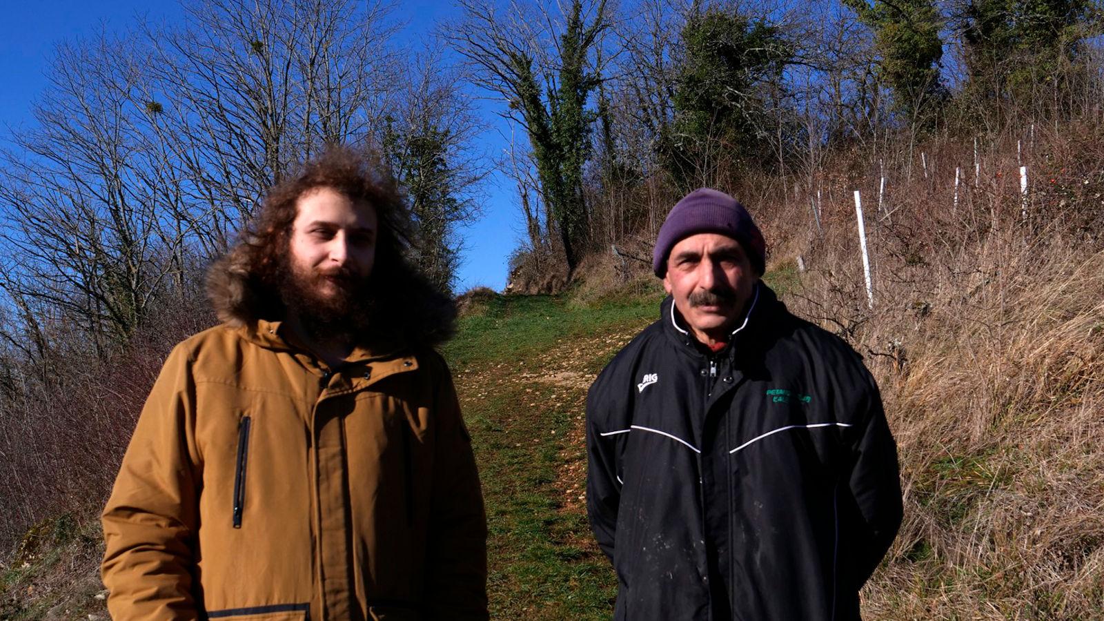 Transmission, ép. 2 : Raphaël et Pierre Bartucci