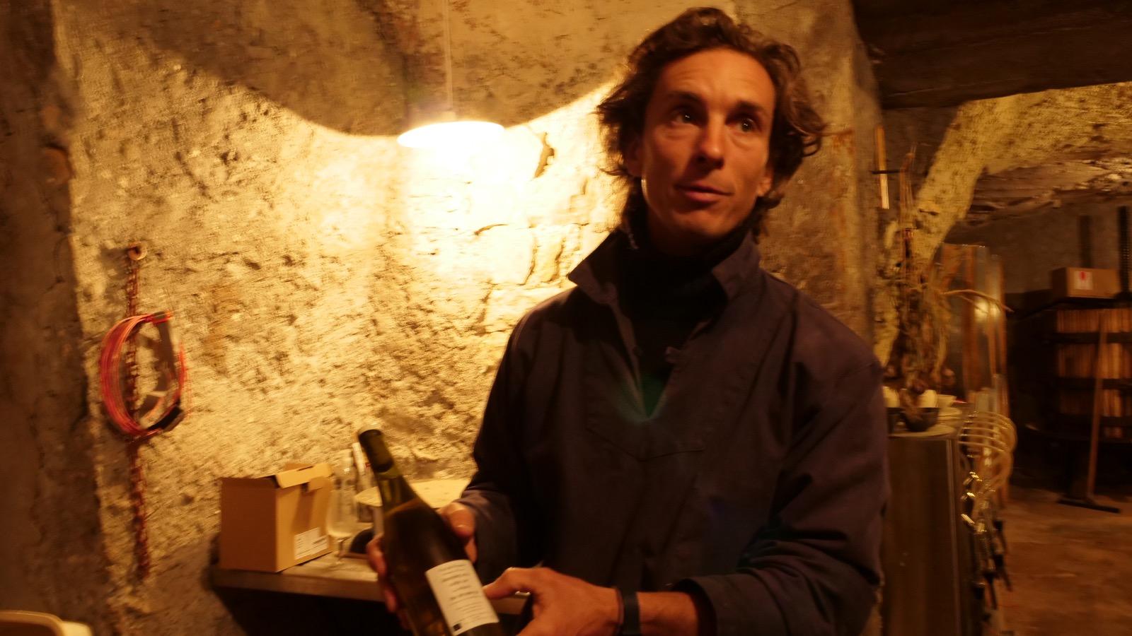 Anders Frederik Steen : Je suis un winefollower