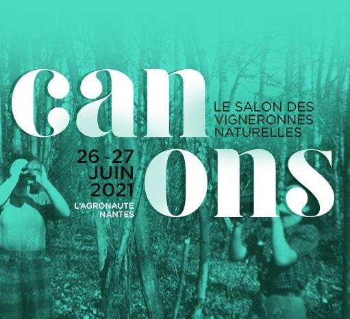 Filles de Vignes au salon Canons, Nantes, 2021