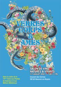 Verres Corps et Âmes @ Le Couvent des Carmes