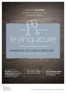 Le Vinquicure @ Cave Château Chirac