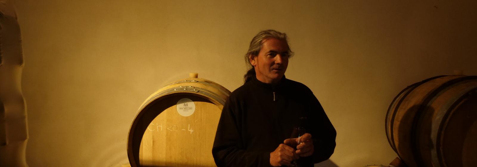 Sylvain Bock : je fais de la poésie à mon échelle