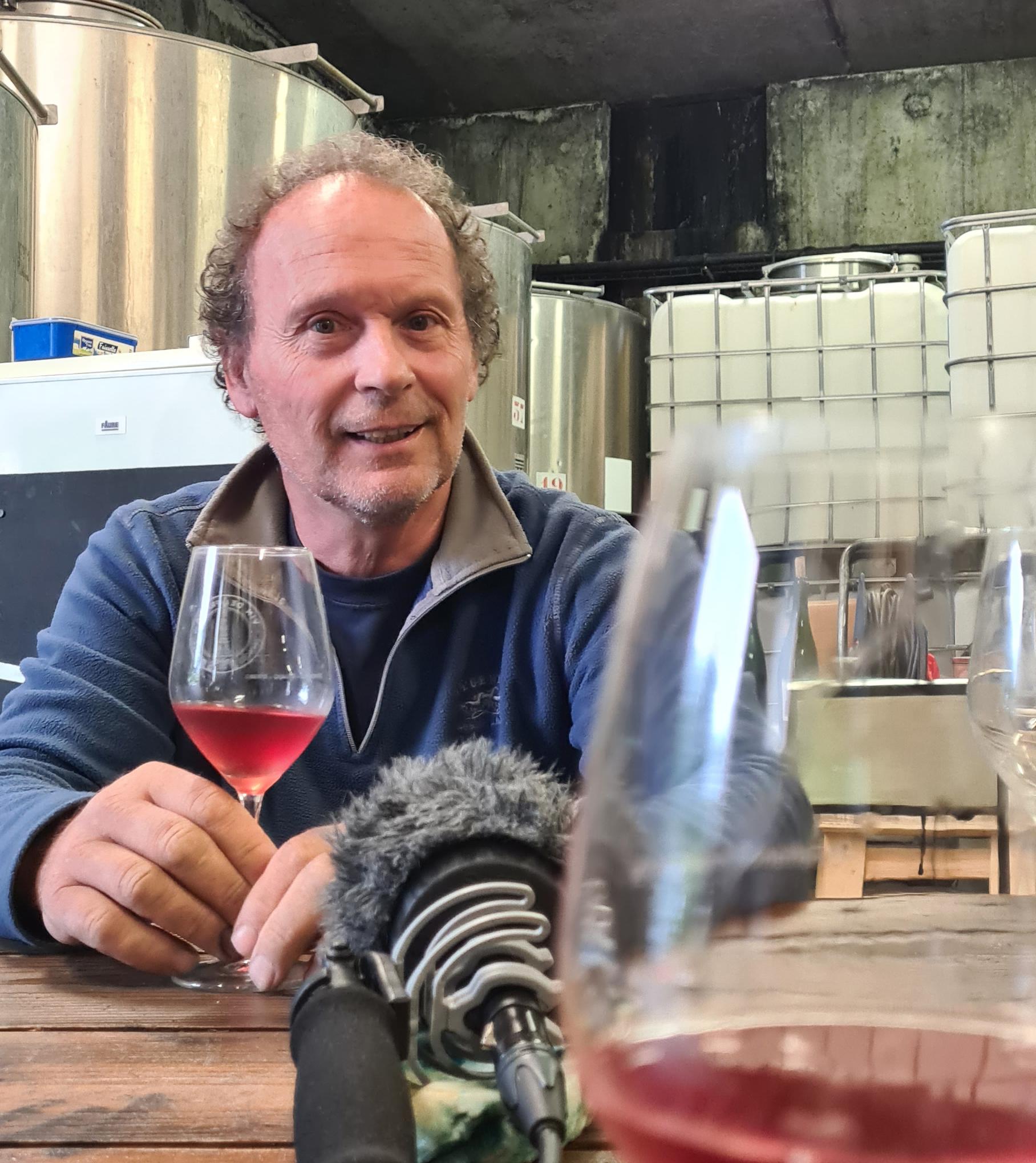 Gérald Oustric : l'homme qui parle plus vite que son ombre