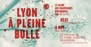 Lyon à Pleine Bulle @ HEAT Lyon
