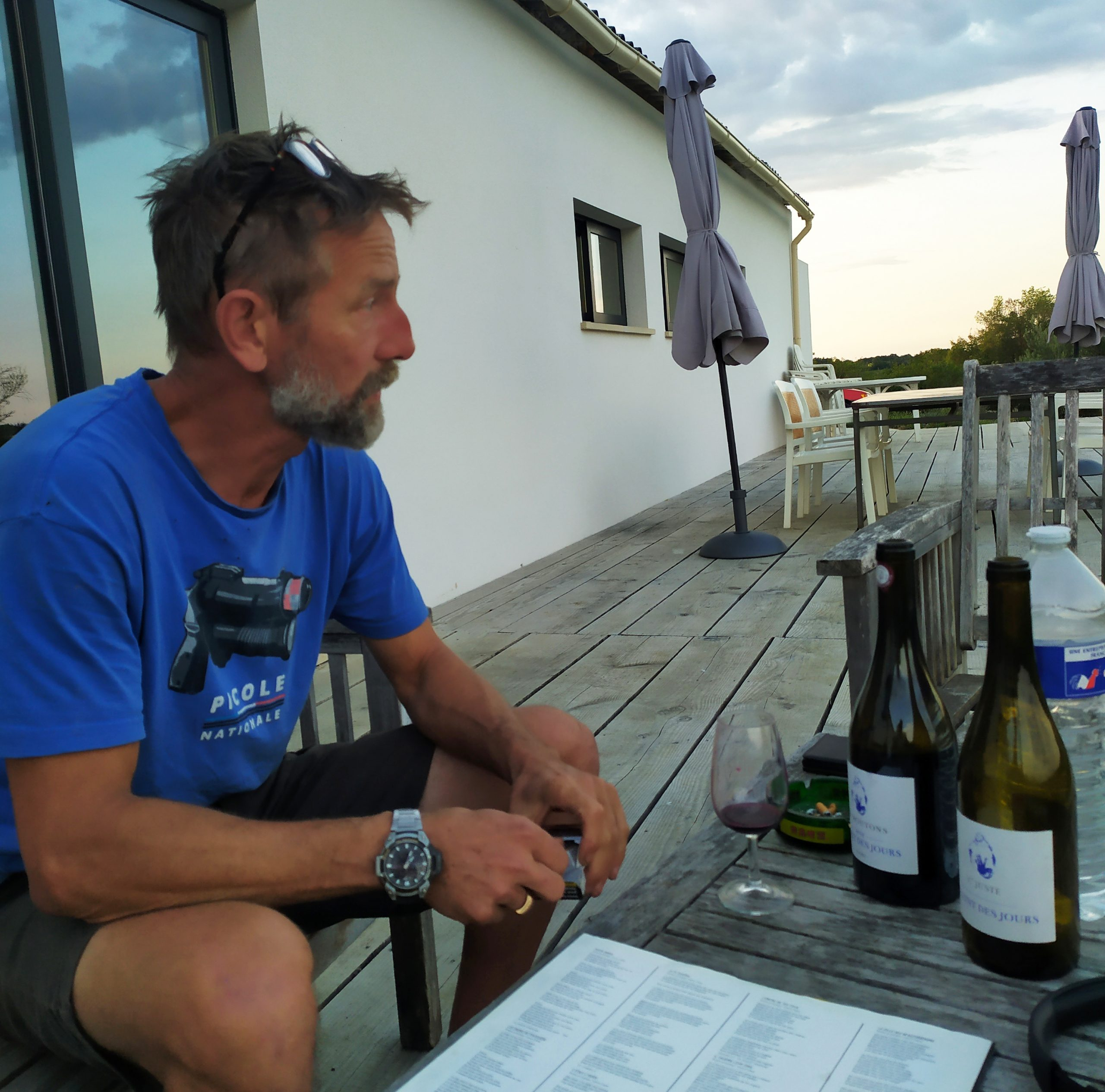 En attendant la 2e bouteille, ép. 5 : Laurent Marre, Domaine Le vent des jours