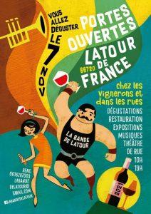 Portes ouvertes à Latour de France @ Chez les vignerons