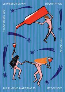 Salon le passeur de vin @ Passeur de vin Acacias